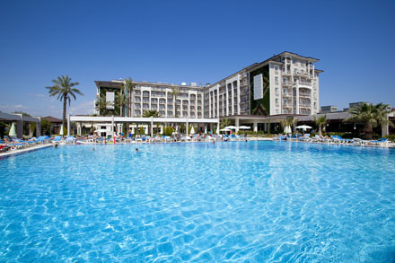 Sunis Hotels Elita Beach Resort Spa